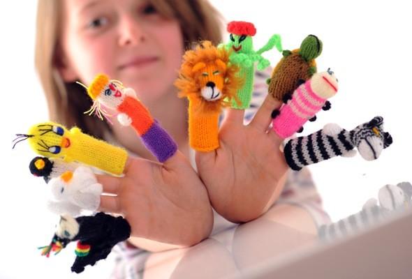 Fingerpüppchen