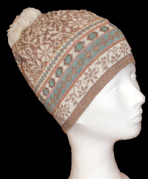 Alpaka Mütze Lucia