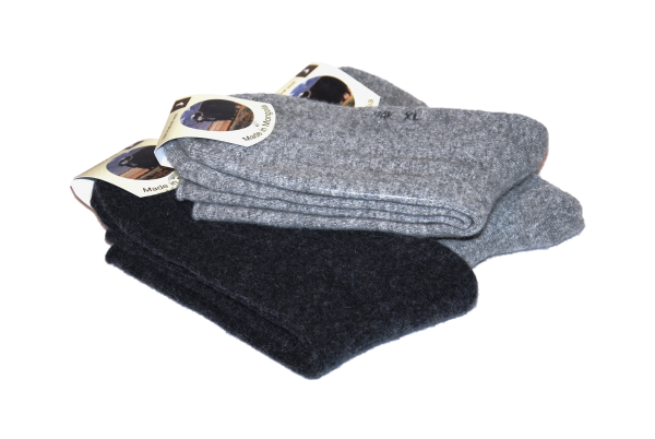 Yak-Socken 3 Paar